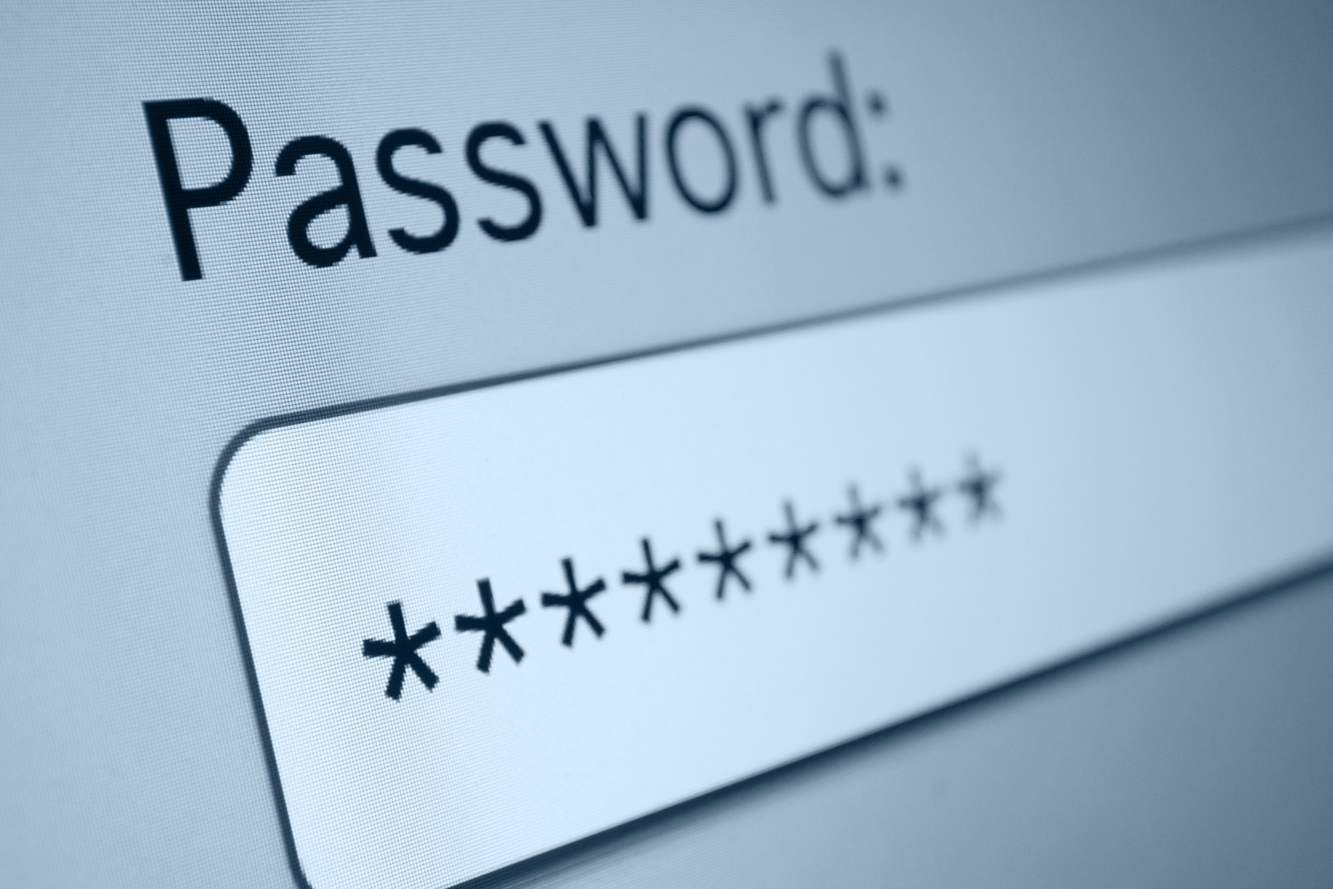 People still use pathetic passwords