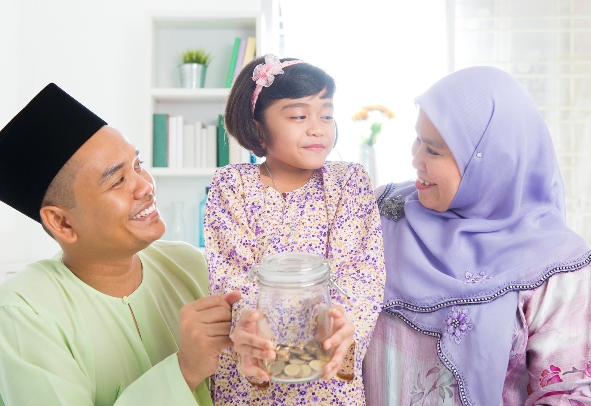 Make a smart move by savings for future higher education with takaful protection