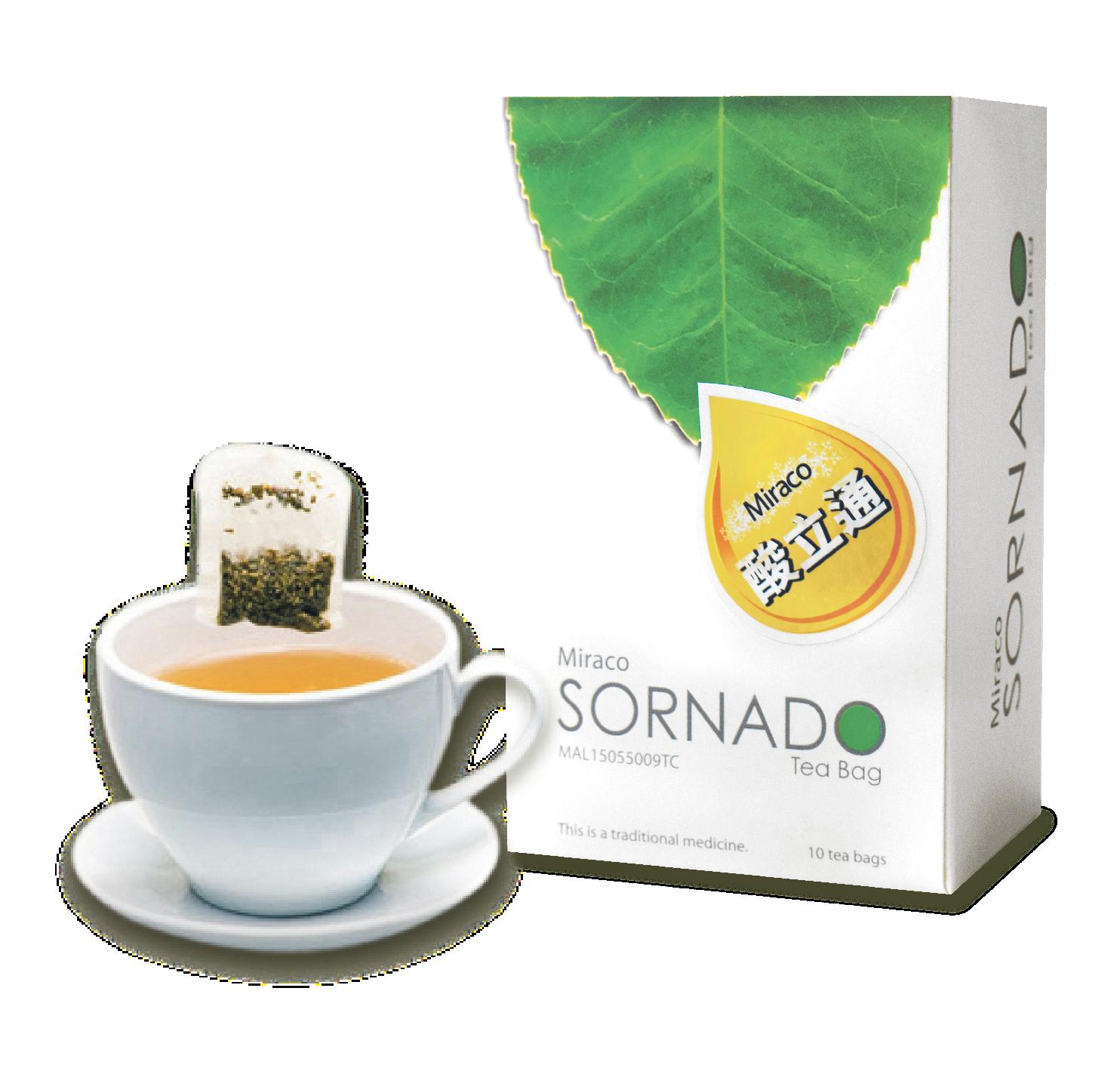 Sornado Tea Bags